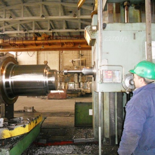 Отдел механической обработки